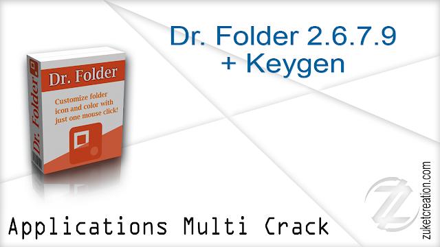 Dr. Folder 2.6.7.9 + Keygen
