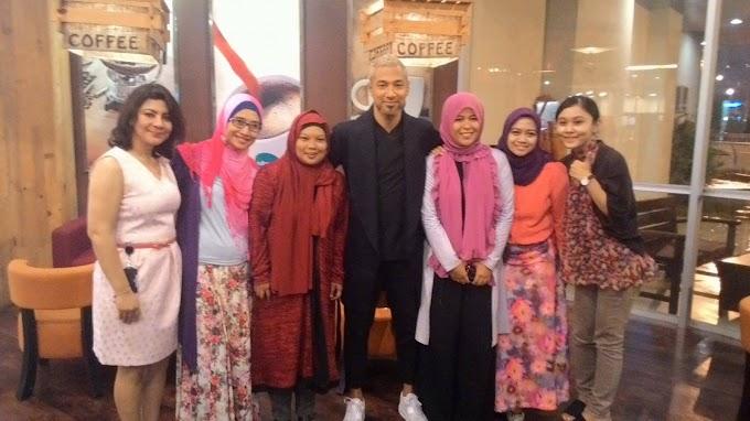 Suara Merdu Marcel Siahaan di Grand Metropolitan Bekasi