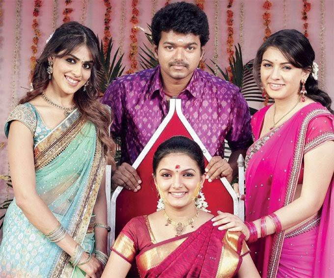 Actresses Zone: Tamil Movie Velayudham 2011Review, Banner