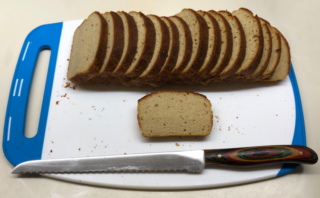 Sliced Wholesome Yum Keto Bread