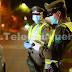 Prisión preventiva por infringir toque de queda y arresto domiciliario a sujetos en Cauquenes