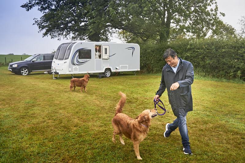 Pegasus caravan