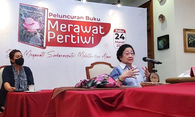 Megawati ke Kadernya: Pelihara Saja Kodok Banyak