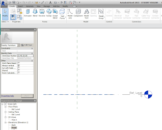 reference plane in revit