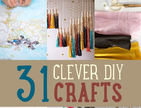 Tutorial For Cheap DIY Craft Projects