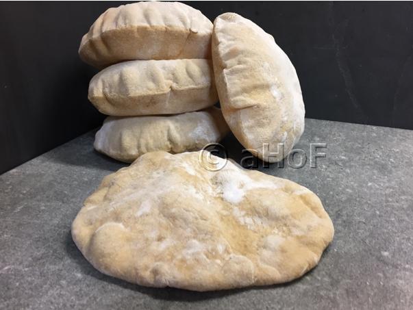 Kamut & Teff Pita Bread