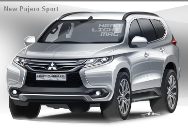 new mitsubishi pajero sport 2016 indonesia