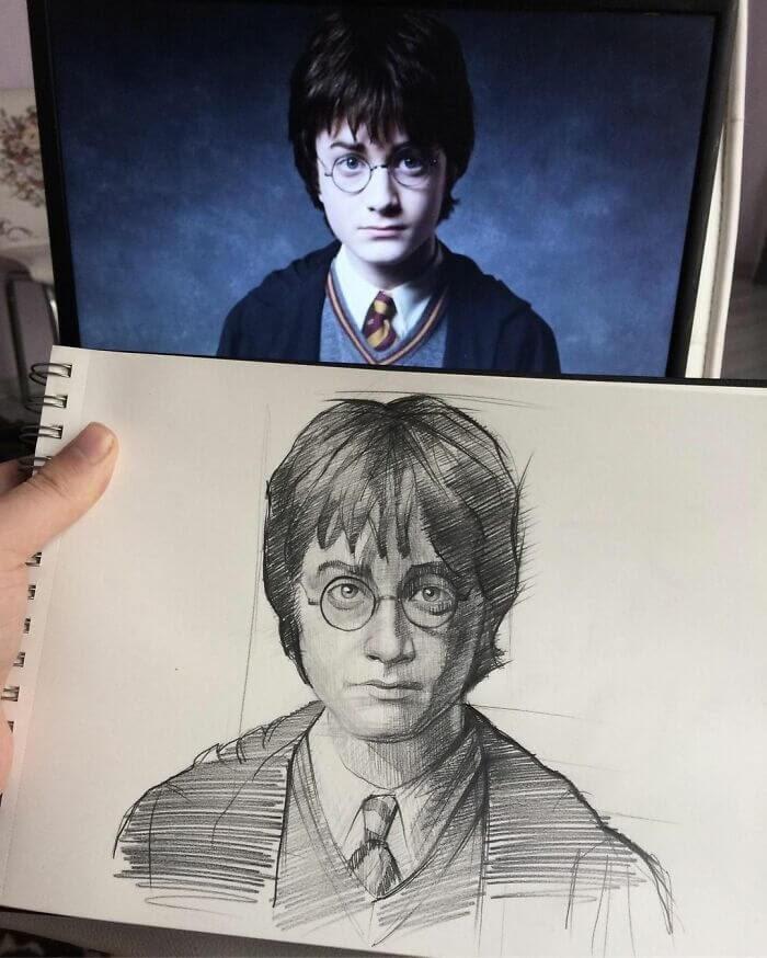 01-Harry-Potter-Samet-Turkan-www-designstack-co