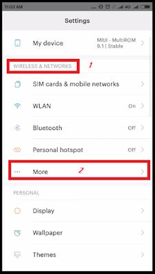 Cara Share Display Android ke Laptop / PC tanpa Perangkat Tambahan