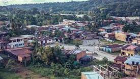 """""""Estoy declarado como objetivo militar, aquí me han venido a matar a mi casa y hubo capturas"""", Jorge Rivas, comerciante de Nóvita."""