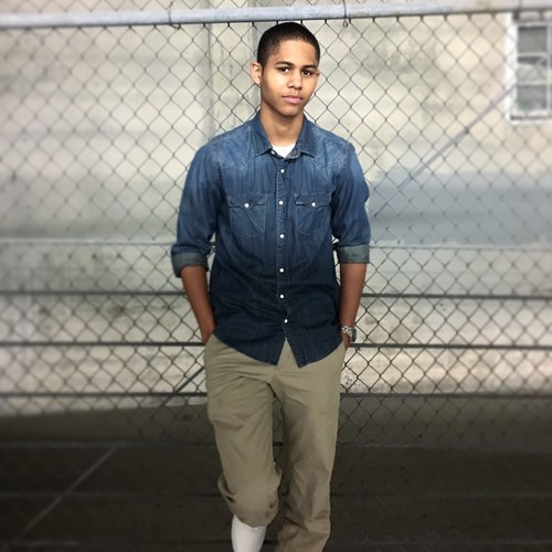 Rhenzy Feliz (Teen Wolf) é Alex Wilder
