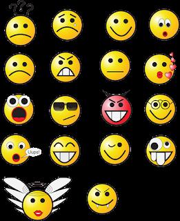 7 hewan yang sering dijadikan emoticon yang lucu