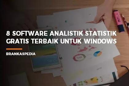 8 Software Analisis Statistik Gratis Terbaik