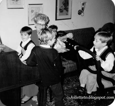Mary Eleanor Davis Slade Christmas 1993  https://jollettetc.blogspot.com