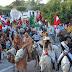XII Cavalgada dos Amigos do Bonfim é realizada com sucesso no Distrito de Bonfim, município de Ipirá