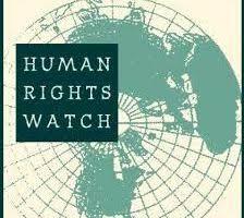 TỜ TRÌNH CỦA HUMAN RIGHTS WATCH LẠI BỊA ĐẶT