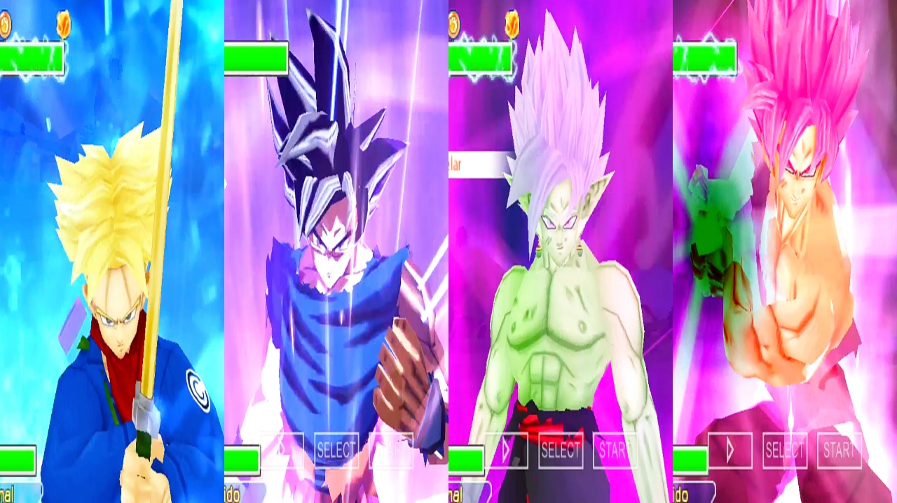 DBZ TTT MOD Download Goku Ultra Instinct
