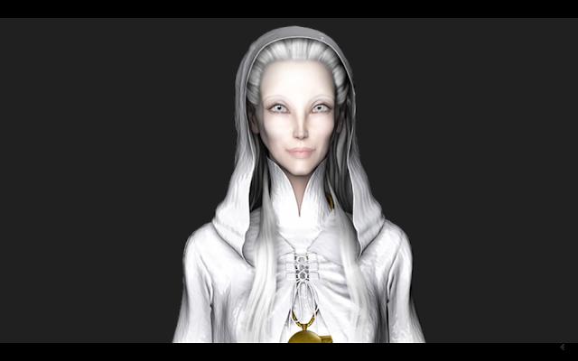 女祭司卡莉
