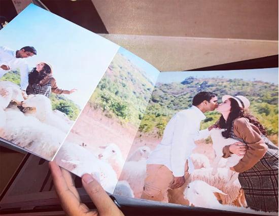 Lộ ảnh cưới của diễn viên Nguyệt Ánh và ông xã Ấn Độ - 3