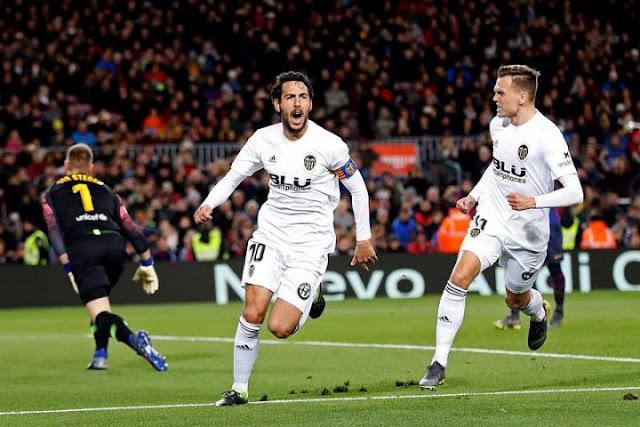 Detik-detik Hadapi Barca di Final Piala Raja, Valencia Bisa Jadi Penguasa