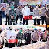 Gubernur Nurdin, Pangdam Hsn, Kapolda Sulsel, Tinjau Dapur Lapangan Menyediakan Makanan Gratis Jelang Penerapan PSBB