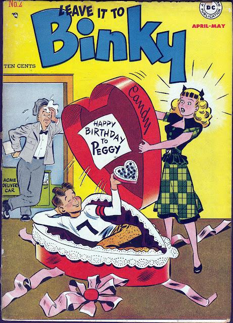 Leave It to Binky 2