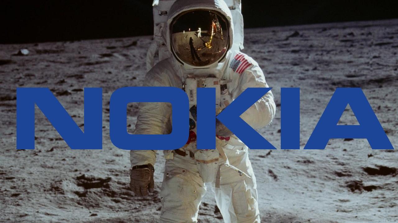 Primera red celular en la Luna. NASA otorga a Nokia 14 millones de dólares para construirla