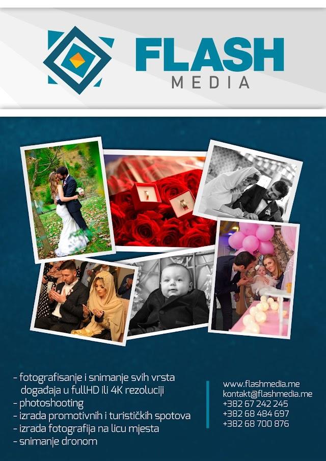Flash media, sve usluge fotografisanja i snimanja u 4K rezoluciji