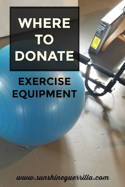 Where to Donate Old Exercise Equipment