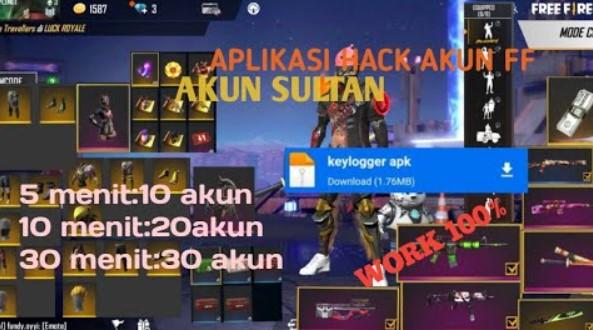 Hack Akun Free Fire 2021