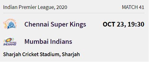 Mumbai Indians match 10 ipl 2020