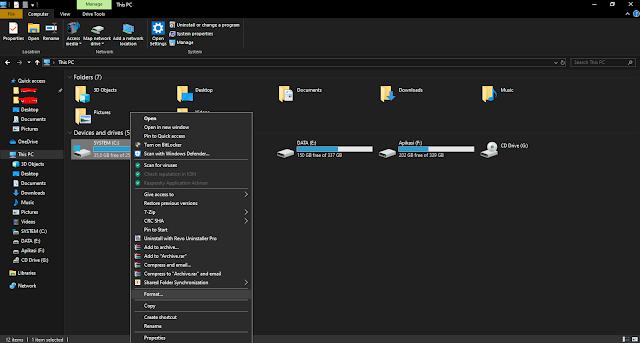 Cara Memindahkan Windows 10 ke SSD Tanpa Install Ulang