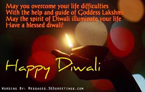 Diwali 2014 poems in English