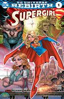 DC Renascimento: Supergirl #1