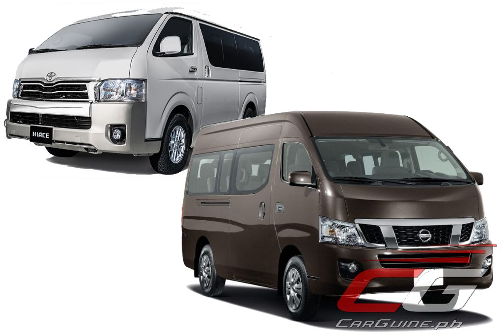 2017 Nissan Urvan Premium Vs Toyota Hiace Gl Grandia Vs Foton View
