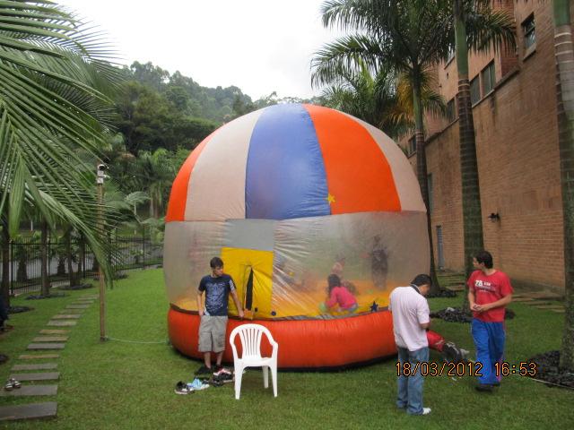 Alquiler Inflables Medellin Fiestas Infantiles