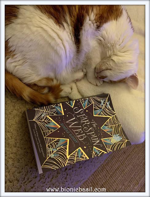 Feline Fiction on Fridays #126 ©BionicBasil® The Star-Spun Web - Amber's Purrsonal Copy