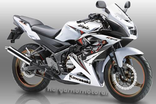 Harga Kawasaki Ninja Rr Baru