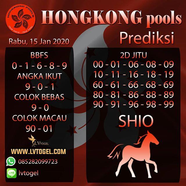 Prediksi Hongkong Pools