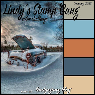 Lindysgang January Challenge Winner