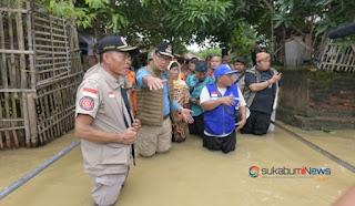 Banjir di Kabupaten Subang