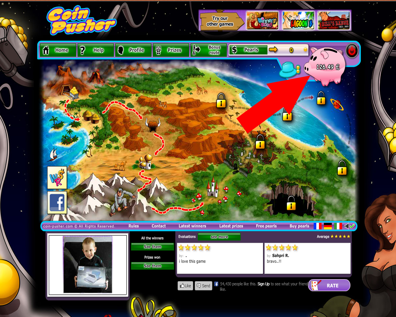 Can you win coin pusher online - Basic attention token