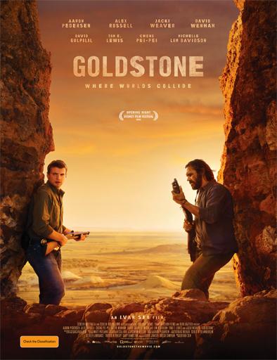 Ver Goldstone (2016) Online