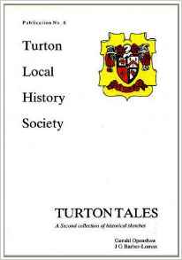 Turton Local History Society #8 - Turton Tales II