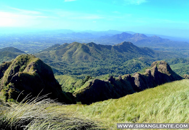 Summit of Mt. Batulao