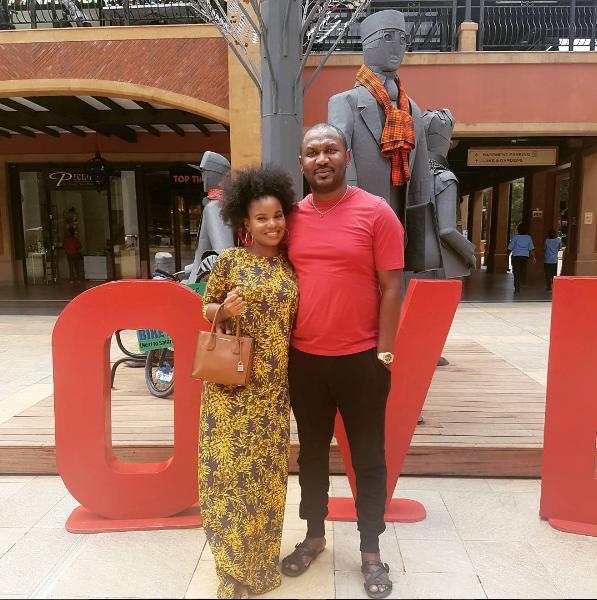Lisa Gaitho: The Nigerian Man I Bathed And Dried Gave Me An STI