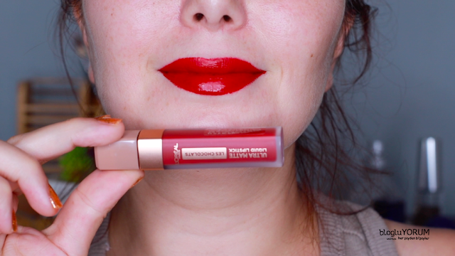 loreal les chocolats 864 tasty ruby