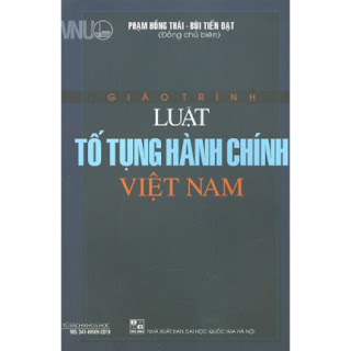 Giáo Trình Luật Tố Tụng Hành Chính Việt Nam ebook PDF EPUB AWZ3 PRC MOBI