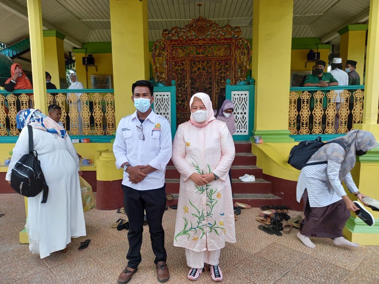 Wagub Kepri Kunker Ke Lingga, Perpat Harapkan Visi dan Misi Sewaktu Kampanye Diwujudkan