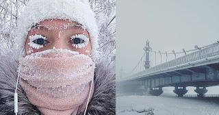 Πολικές θερμοκρασίες άγγιξαν τους -62 στο πιο κρύο χωριό του κόσμου